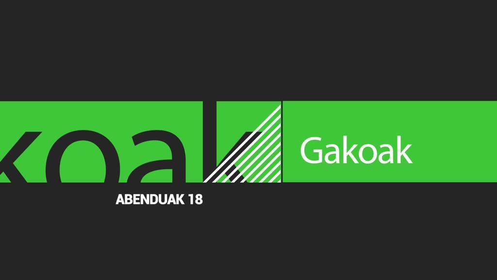 GAKOAK | 2019-12-18
