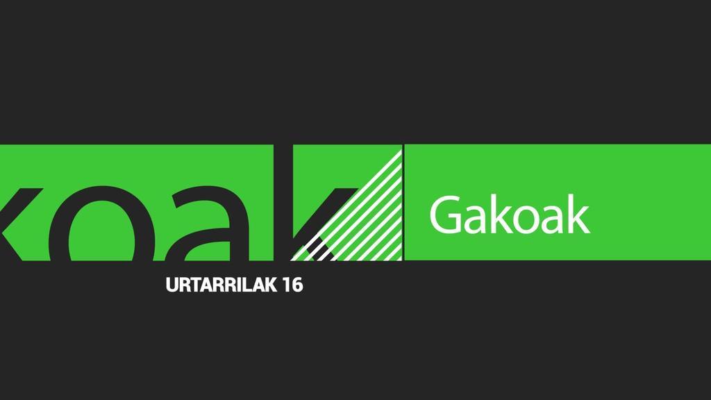 GAKOAK | 2020-01-16