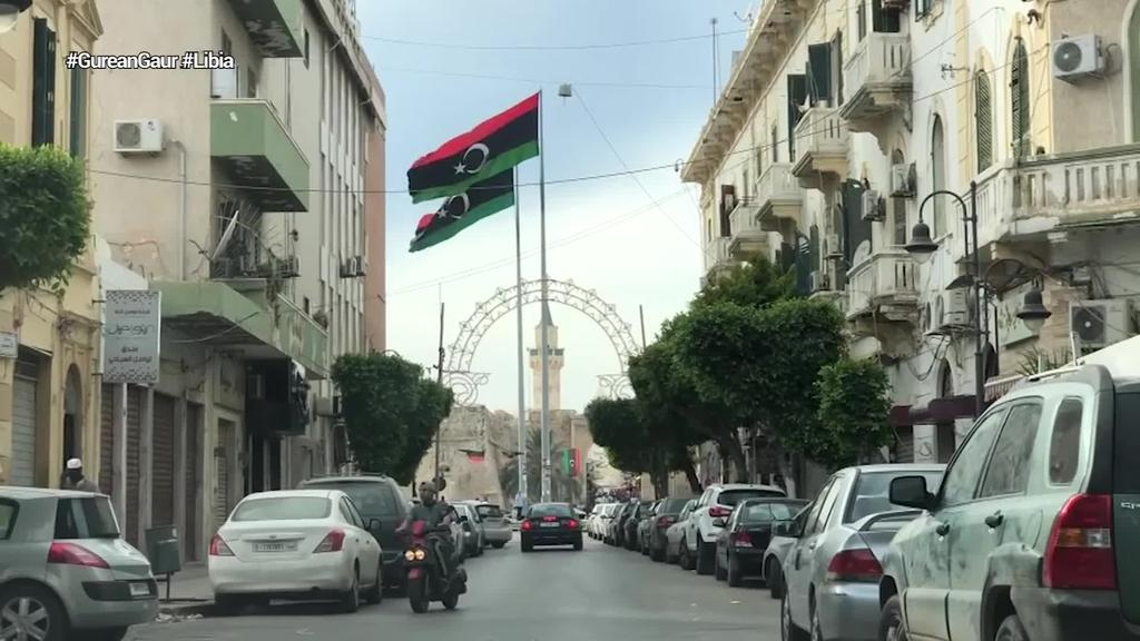 Libiako su-etena eta arma-blokeoa aurrera eramateko akordioa adostu dute