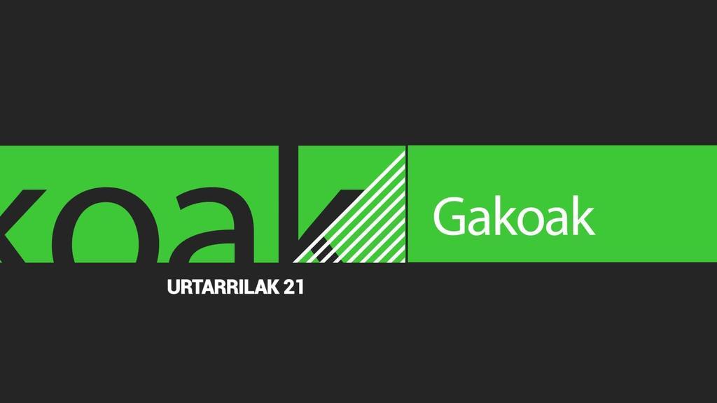 GAKOAK | 2020-01-21