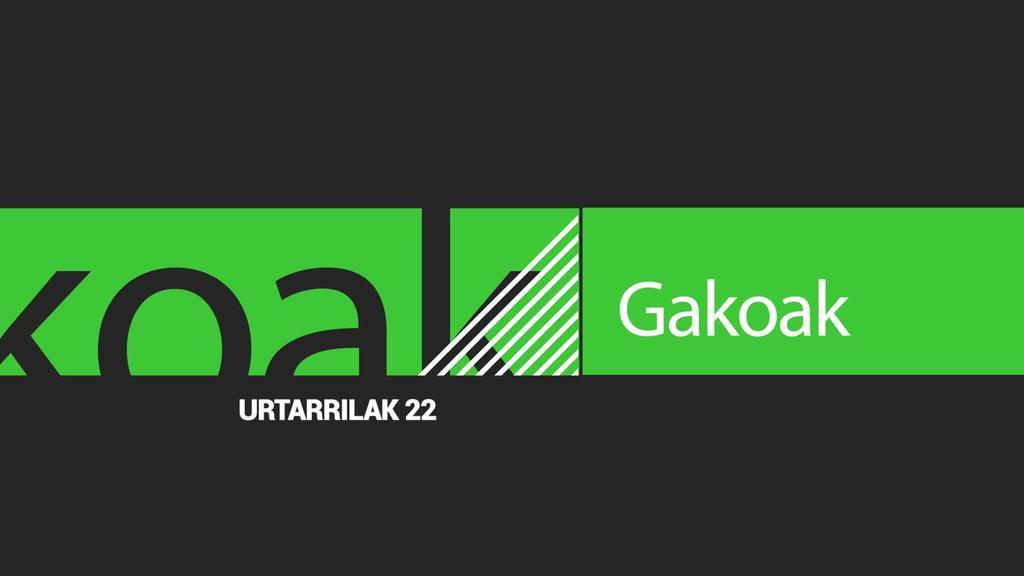 GAKOAK | 2020-01-22