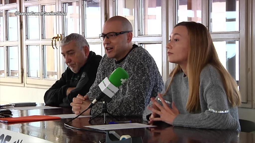 Gueñes Bizia Plataformak biomasaren errekuntzaren kontrako manifestazioa deitu du larunbaterako