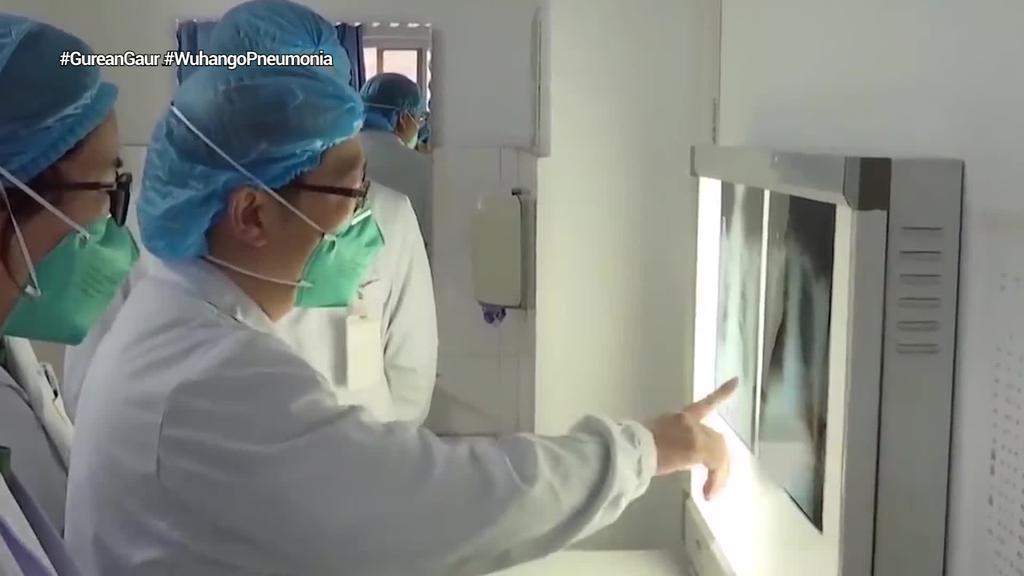 Wuhango pneumoniak 17 hildako eta 440 kutsatu eragin ditu jada