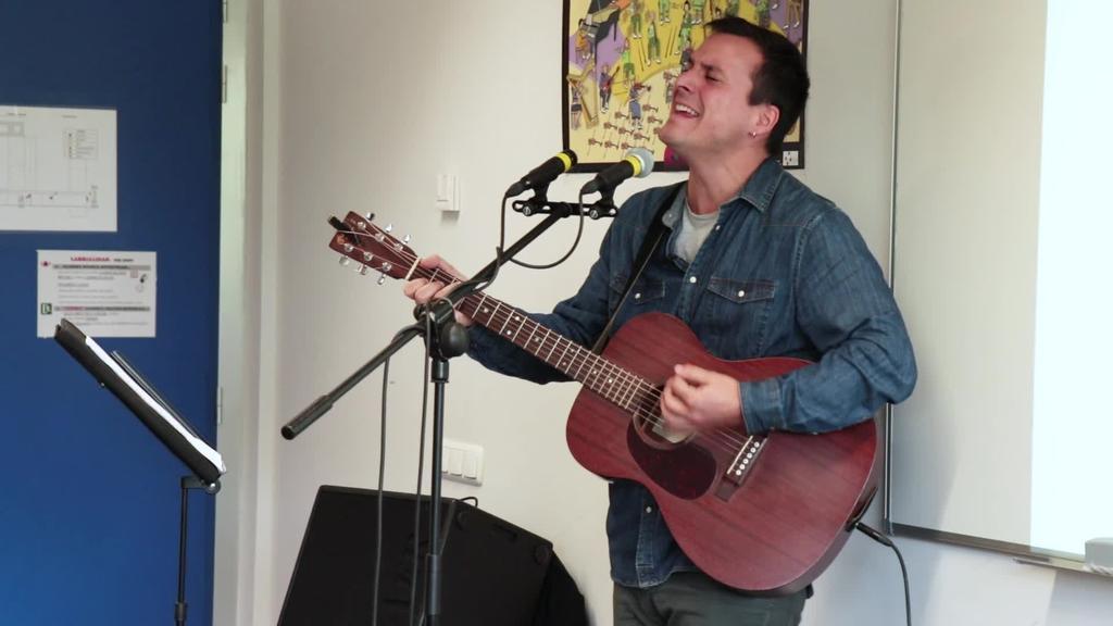 Musikariak ikastetxeetan: Mikel Inun