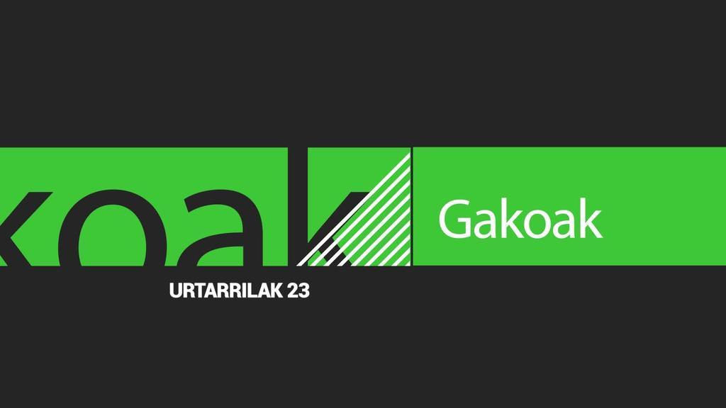 GAKOAK | 2020-01-23