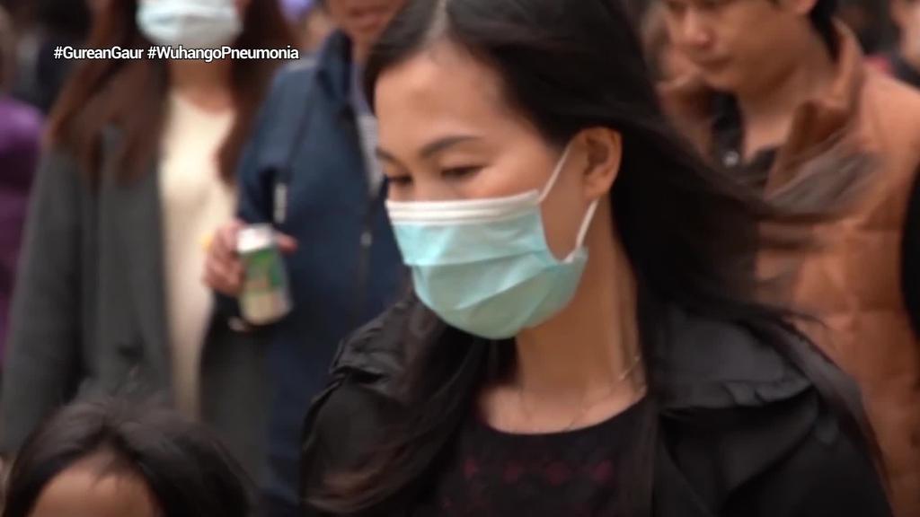 Txinan 26 pertsona hil dira dagoeneko Wuhango koronabirusaren ondorioz