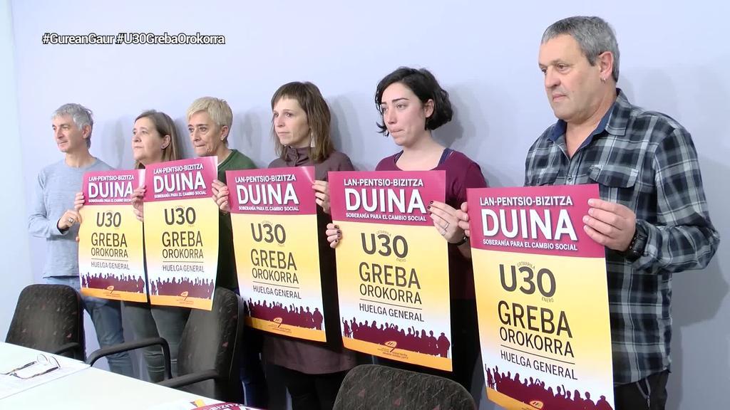 Grebaren beharra berretsi du Euskal Herriko Eskubide Sozialen Kartak