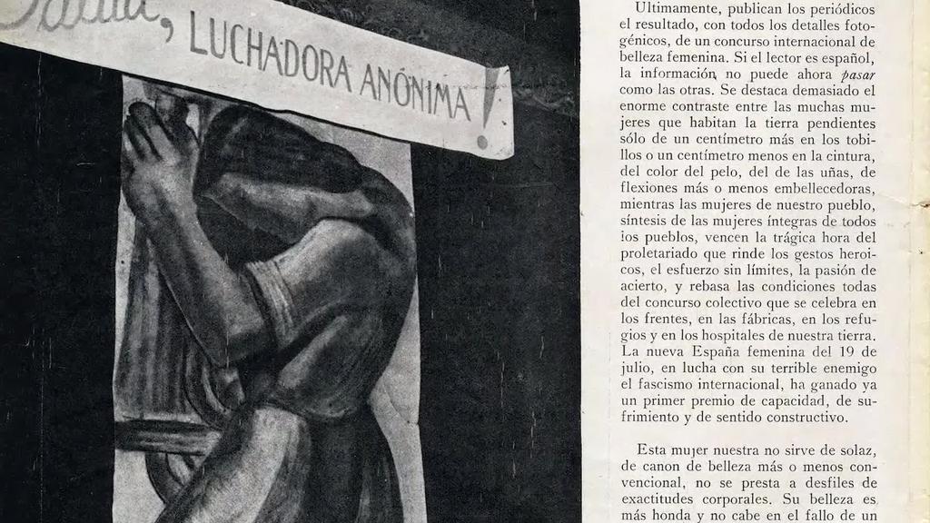 'Emakume askeak' aldizkari anarko-feminista digitalizatu dute