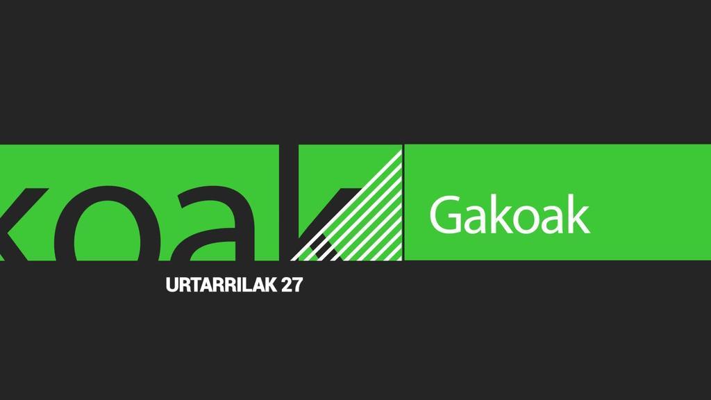 GAKOAK | 2020-01-27