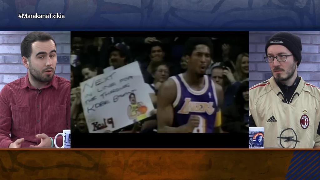 Kobe Bryant-en heriotza, Williamsek pairatutako irain arrazistak eta Italiako futbolaren erradiografia