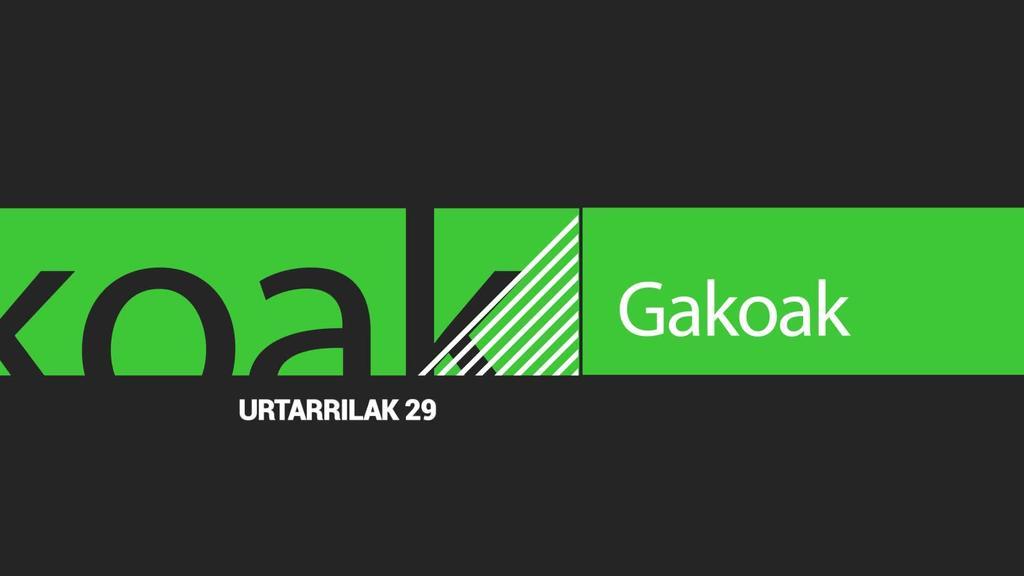 GAKOAK | 2020-01-29