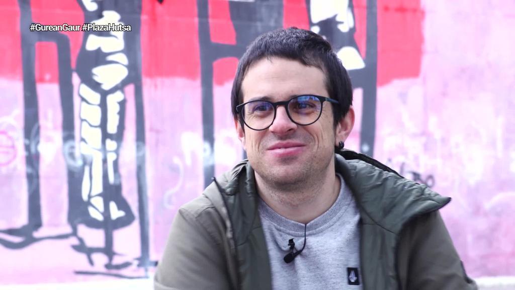 'Plaza Hutsa' Gasteizen: ezkerreko independentismoaren urteroko zita
