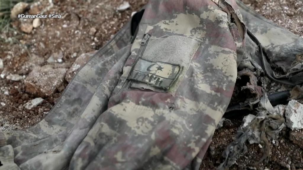 Turkiak hemeretzi soldadu siriar hil ditu Idliben