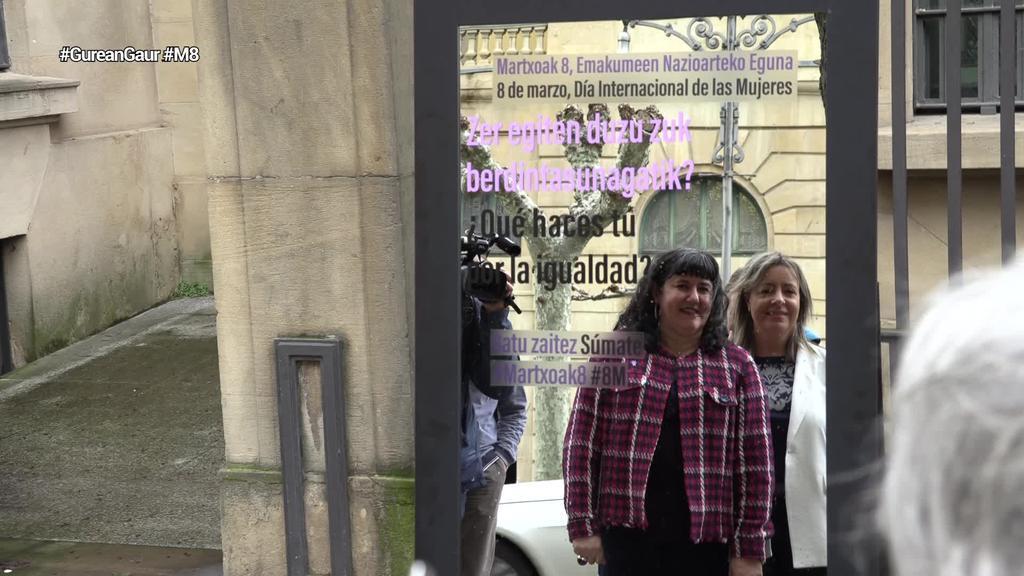 Nafarroako Gobernuak norbanakoen jarreretan jarriko du fokua Martxoaren 8an