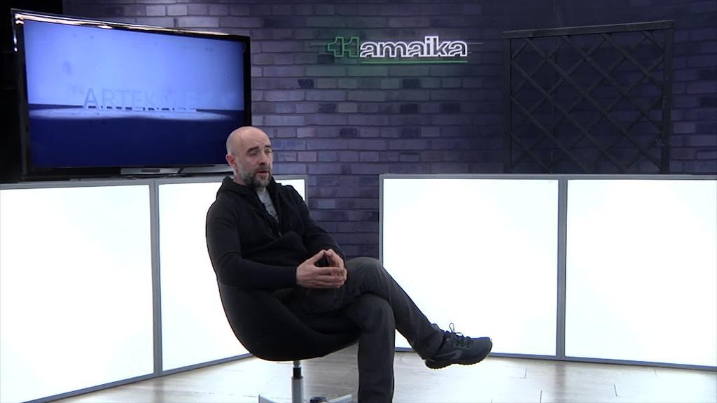 Iñaki Ziarrusta (Atx teatroa):