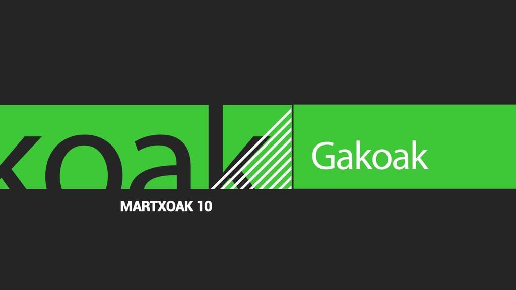 GAKOAK | 2020-03-10