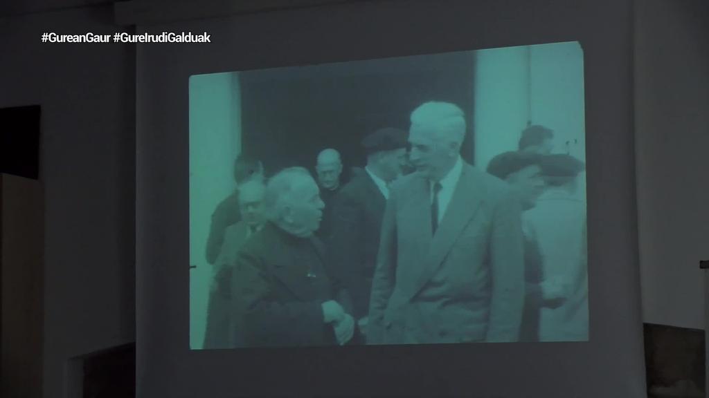 Euskal Herriaren ikus-entzunezko memoria berreskuratzeko proiektua aurkeztu dute
