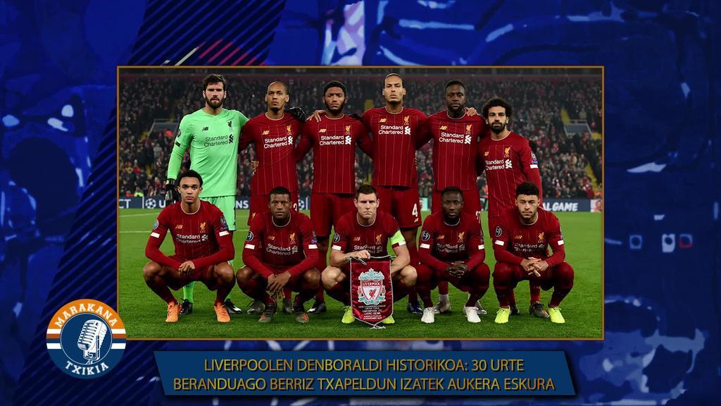 30 urte eta gero, Liverpool jaun eta jabe