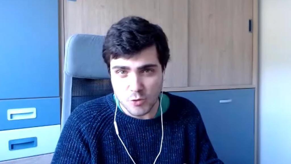Jordi Morales: