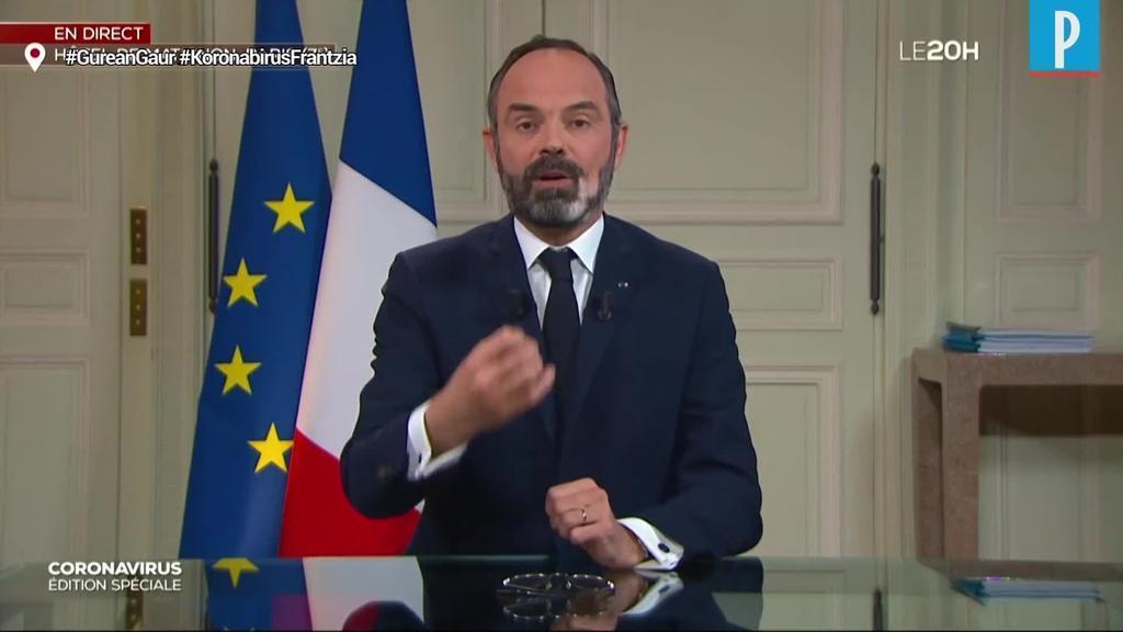 Konfinamendu-neurriak gogortuko dituzte Frantziako Estatuan