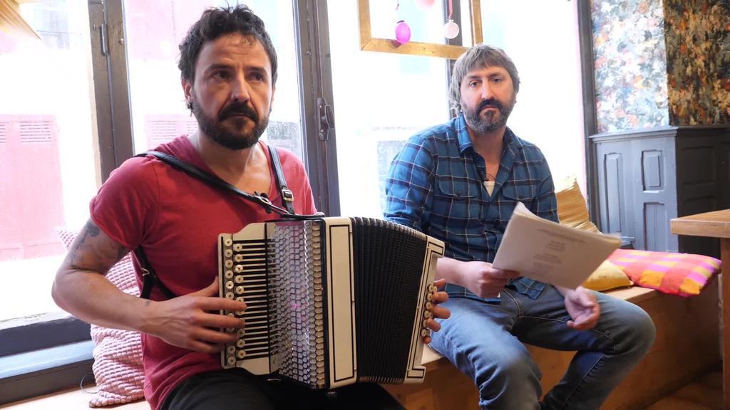 MusikaZuzenean TB #98: Xabi Solano Maiza eta Jon Garmendia