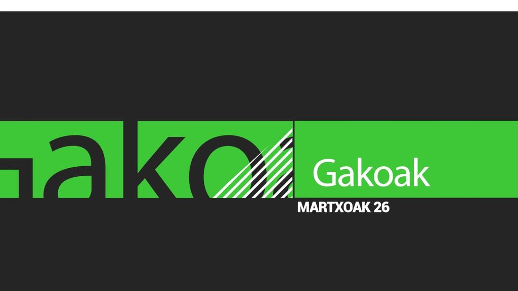 GAKOAK | 2020-03-26