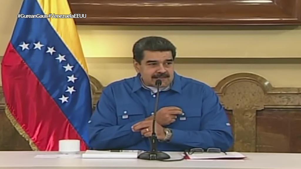 AEBk auzitara eraman du Maduro Venezuelako presidentea narkotrafikoagatik