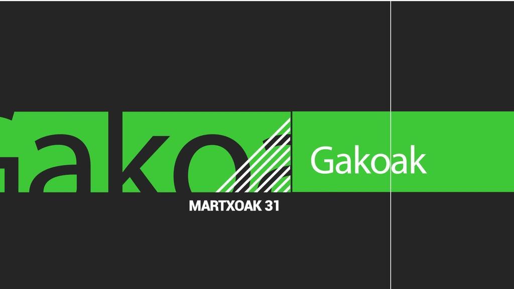 GAKOAK | 2020-03-31