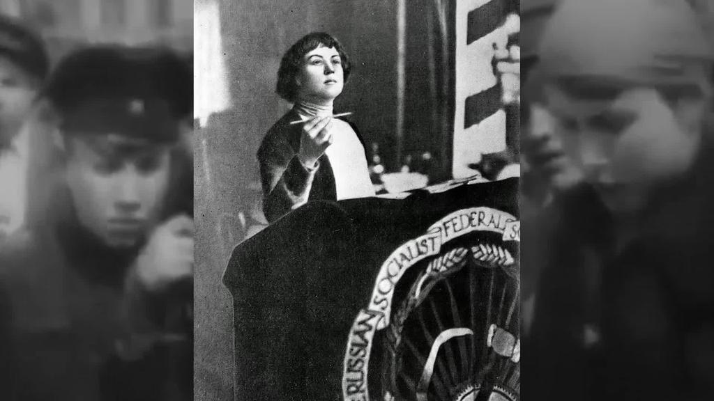 1972an, gaurko egunez jaio zen Aleksandra Kollontai