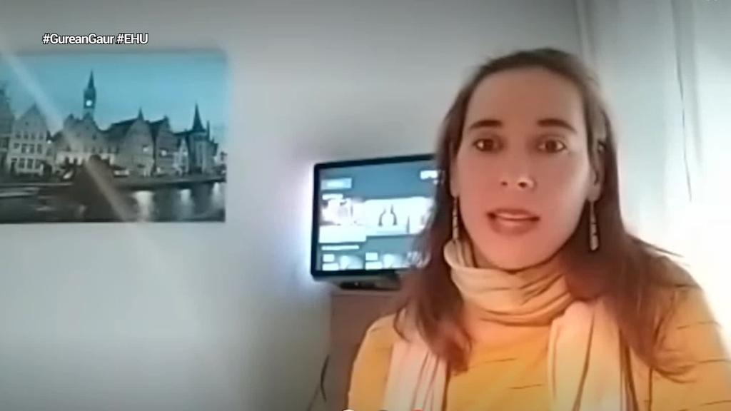 Euskal Herriko Unibertsitatean era telematikoan jarraitzen dute ikasketekin
