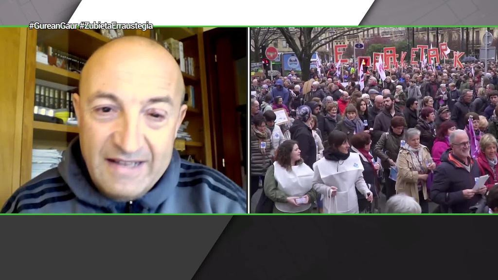 Joseba Belaustegi: