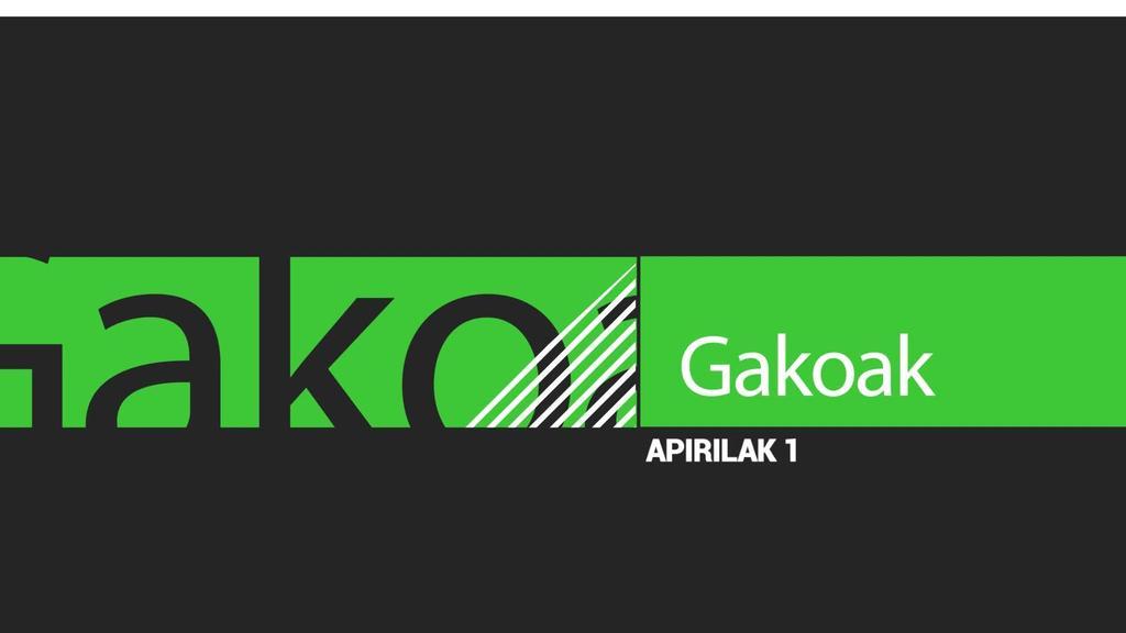 GAKOAK | 2020-04-01