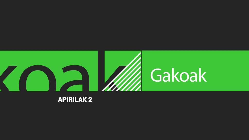 GAKOAK | 2020-04-02