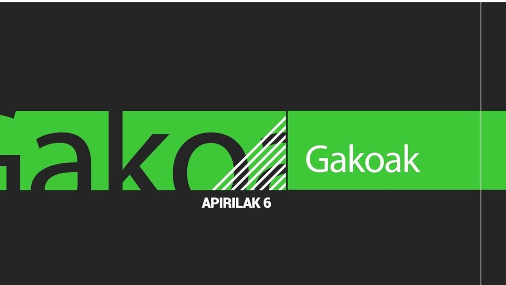 GAKOAK | 2020-04-06