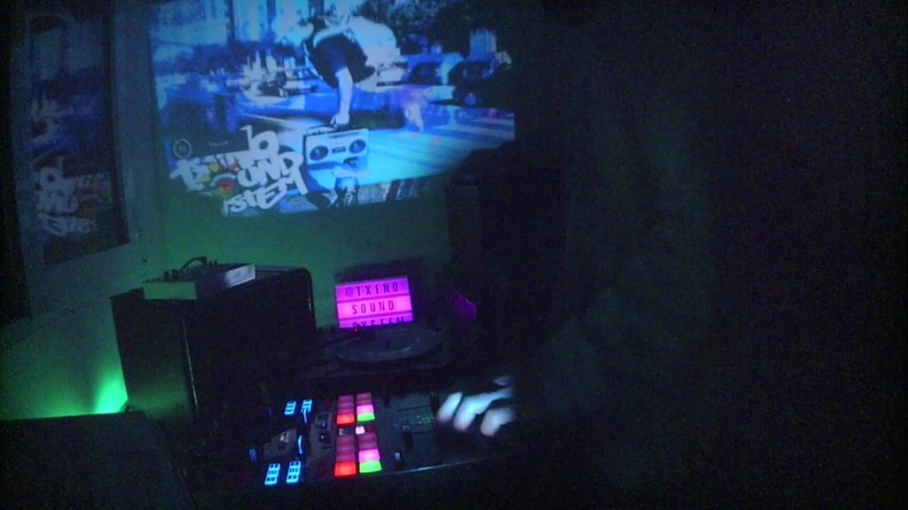 Etxeko sessions | Txino Sound System