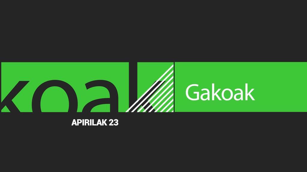 GAKOAK | 2020-04-23