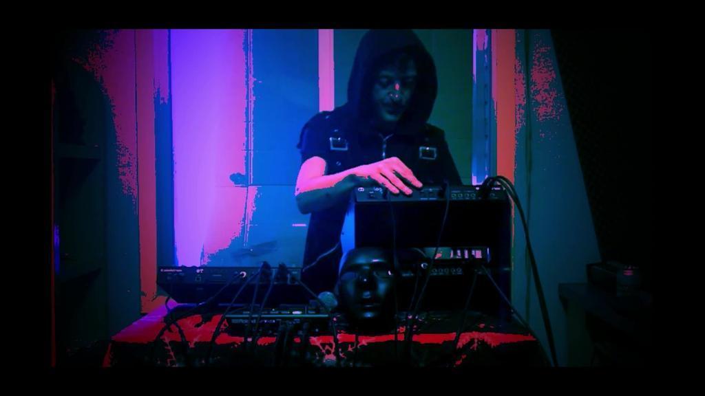 Etxeko sessions   Iñaki Kreator