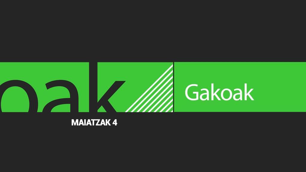 GAKOAK | 2020-05-04