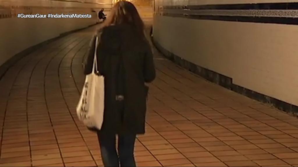 Indarkeria matxista kasuak Donostian, Barakaldon eta Villabonan