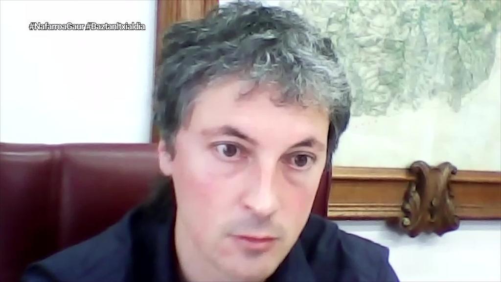 Joseba Otondo (Baztango alkatea):