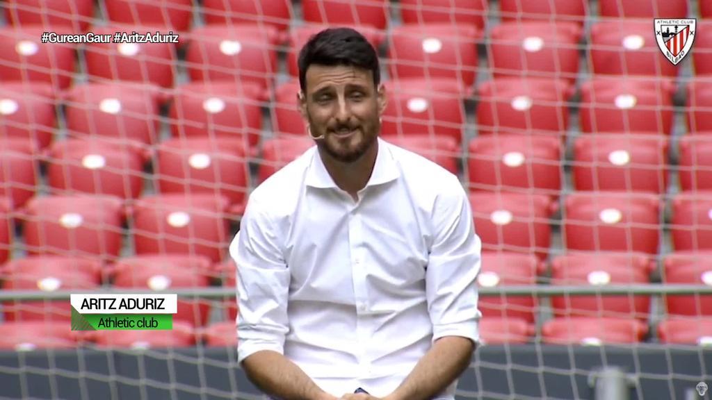 Aritzen agurra, azken gola sartu zuen tokian