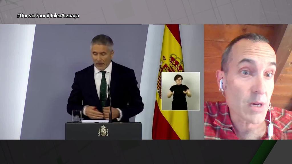 Julen Arzuaga: