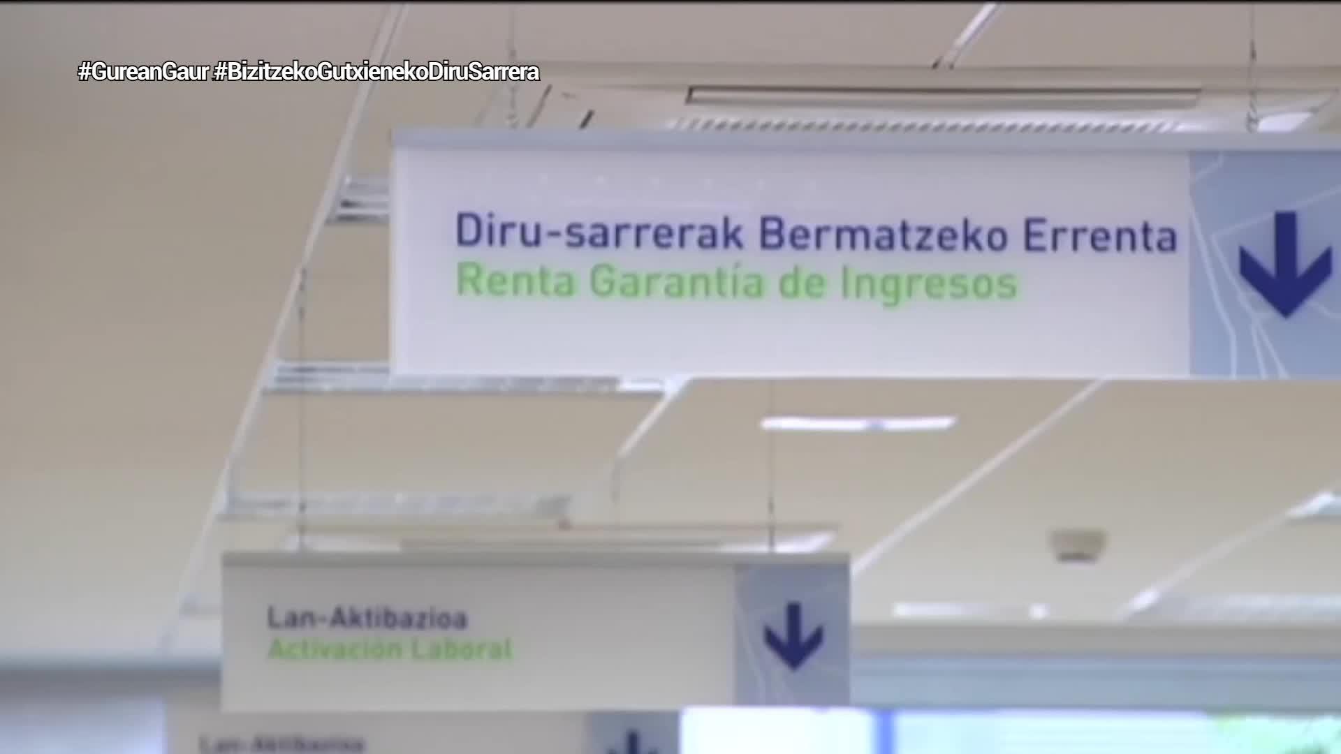 Eusko Jaurlaritzak eta Nafarroako Gobernuak kudeatuko dute Bizitzeko Gutxieneko Diru-sarrera