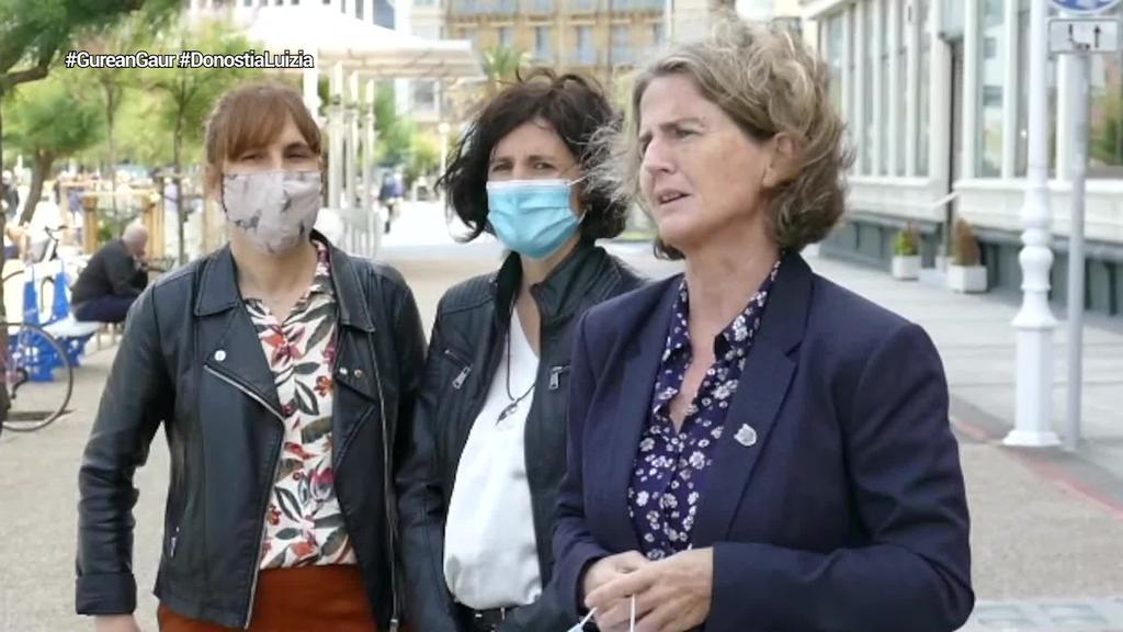 EH Bilduk erantzukizun politikoak eskatu ditu Donostiako Metroaren obren hondamendiagatik