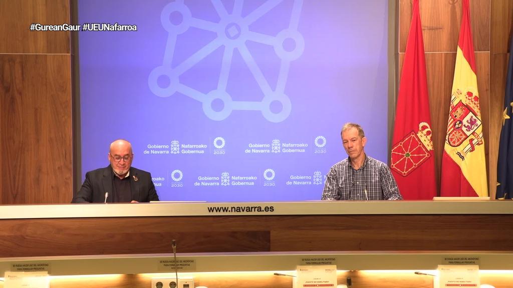 UEU digitalizazioaren eredutzat hartu du Cigudosa kontseilariak