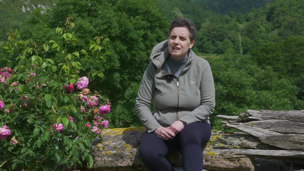 Nafarroako mendialdeko ekoizpenaz, emakumeak protagonista