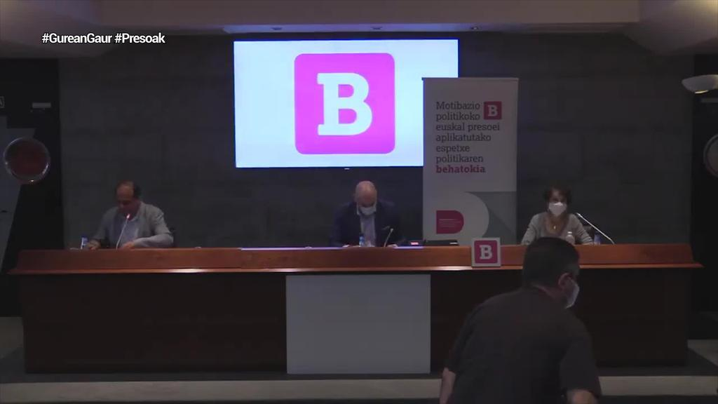 Motibazio politikoko euskal presoei aplikatutako espetxe politikaren behatokia aurkeztu du Foro Sozialak