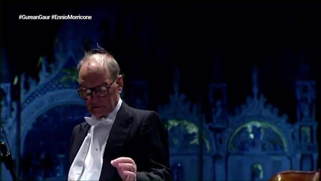 Ennio Morricone konpositorea hil da 91 urte zituela