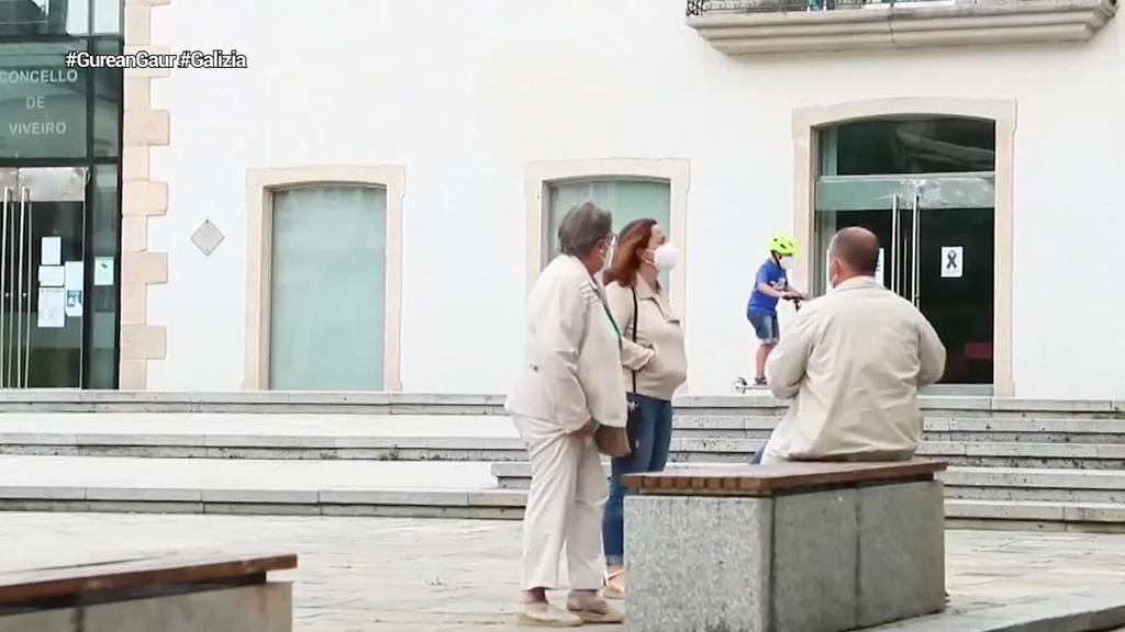Galiziako A Mariña eskualdea itxi dute bost egunez, azken astean 100 koronabirus kasu baieztatu ondoren