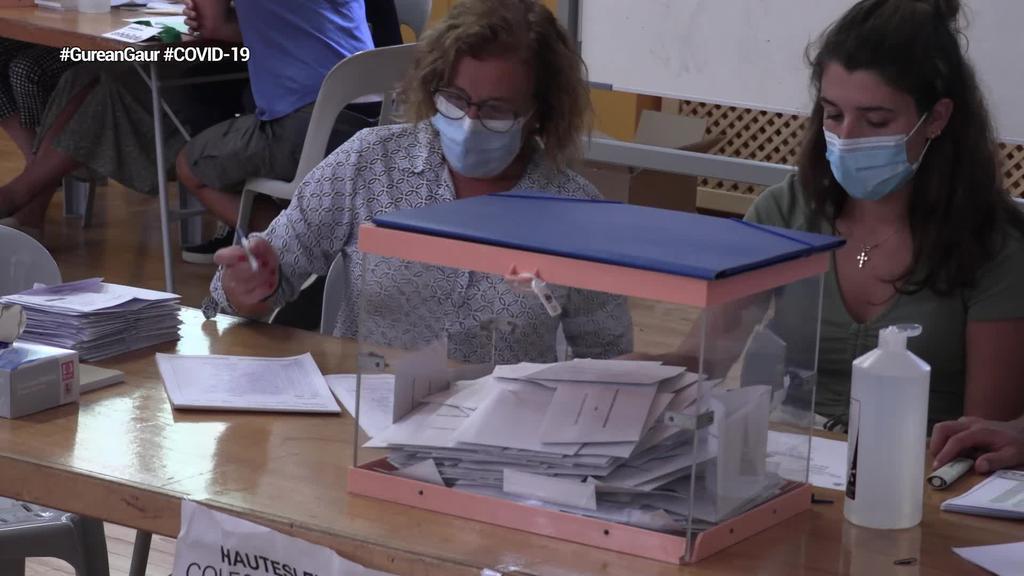 Euskal Herrian 12 foku nagusi daude ekainetik eta eragina izan dute hauteskundeetan